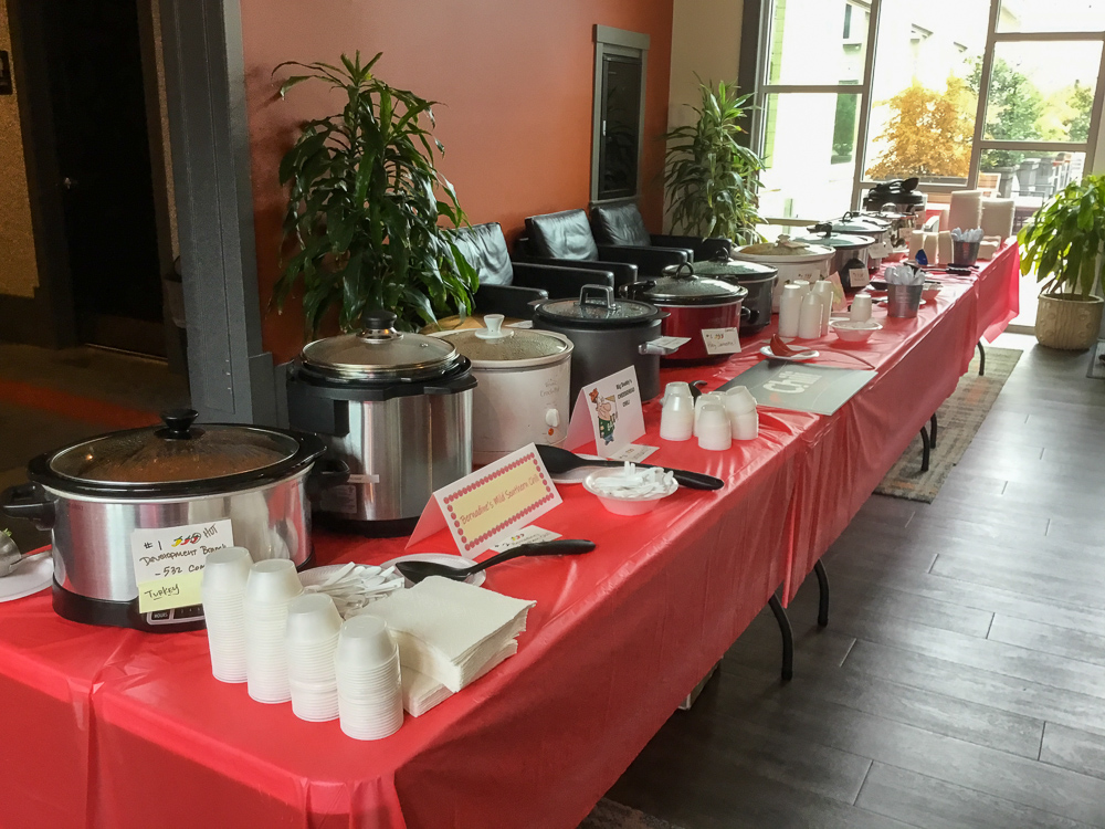 Yeager Office Suites Chili Cookoff