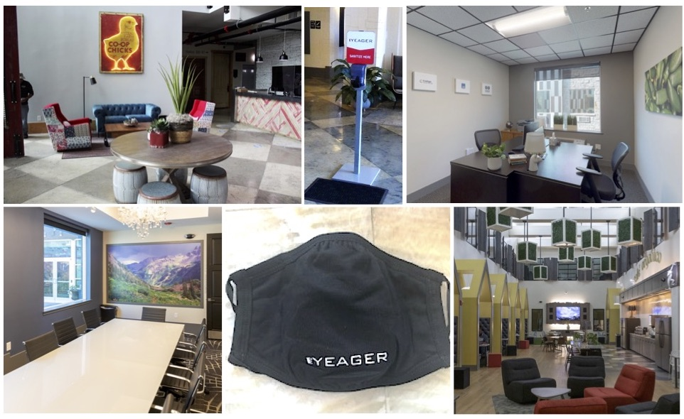 Yeager Office Suites Open House